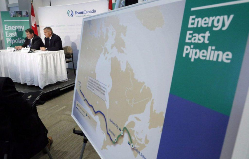 TransCanada Pipeline Cancelled