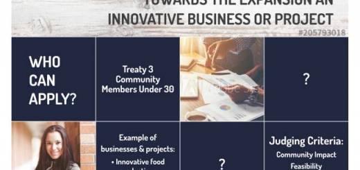 Treaty 3 Youth Innovation Challenge
