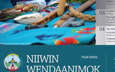 Niiwin Wendaanimok – August 2020