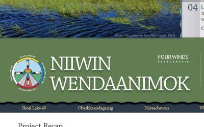 Niiwin Wendaanimok – October 2019 Newsletter